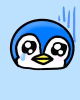 ペンギン悲しい